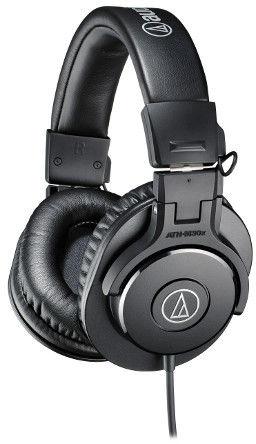 Audio-Technica ATH-M30X black +9 sklepów - przyjdź przetestuj lub zamów online+