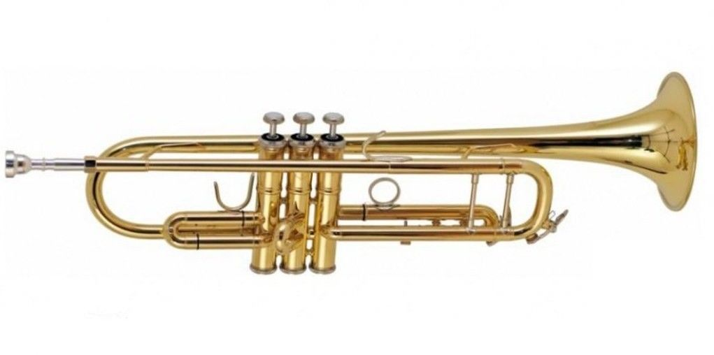 EVER PLAY T-390 Bach trąbka z futerałem