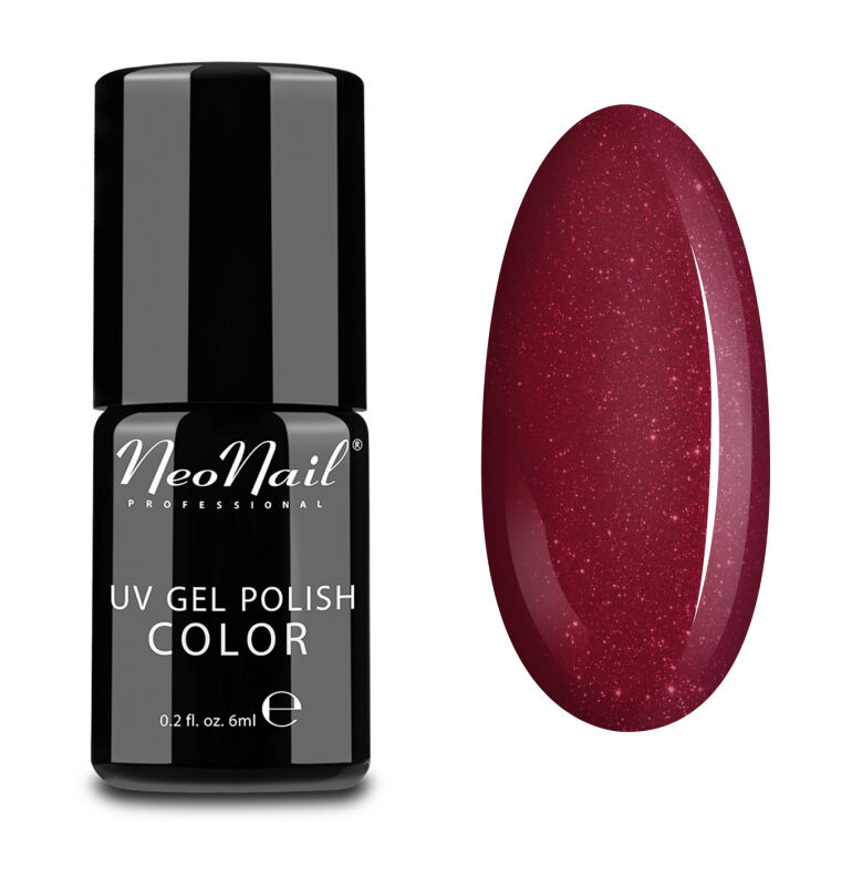 NeoNail - UV GEL POLISH COLOR - LADY IN RED - Lakier hybrydowy - 2616-7 CHERRY LADY