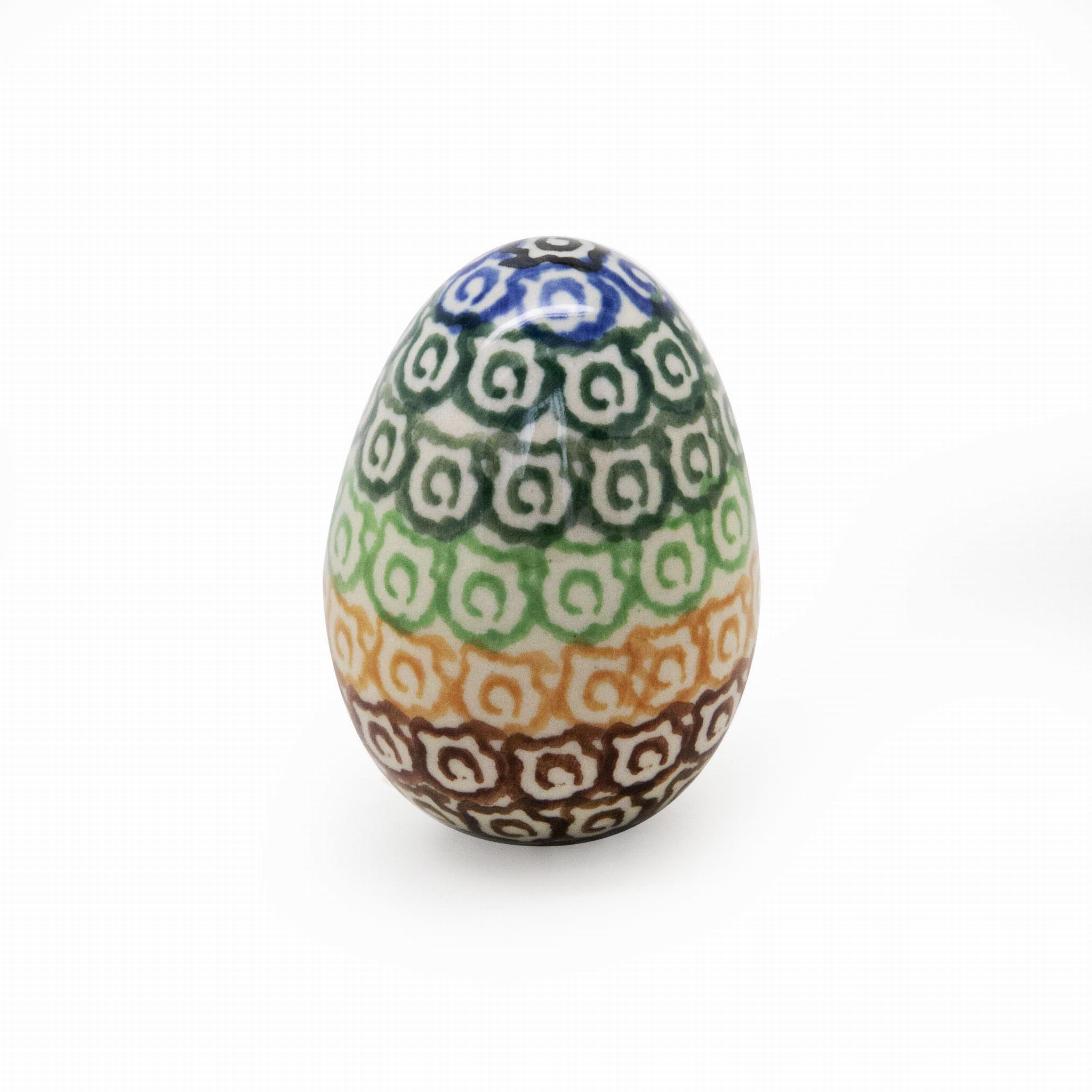 Jako ceramiczne - pisanka, Bolesławiec
