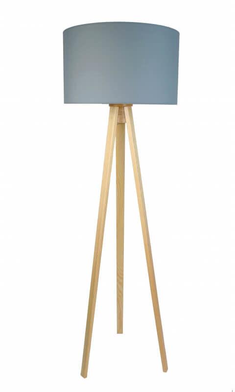 Plafon drewniany Merkury Czarny L