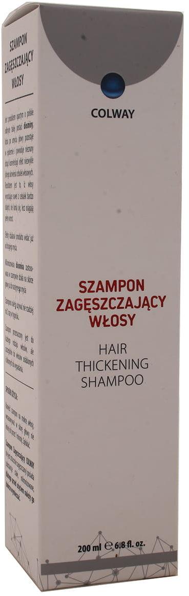 Szampon zagęszczający włosy - Colway - 200ml