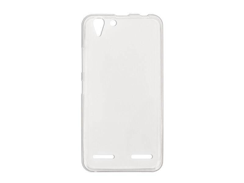 Lenovo K5 Plus - etui na telefon FLEXmat Case - biały