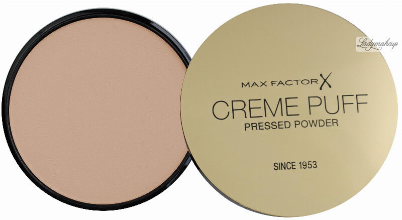 Max Factor - Puder Creme Puff - Puder prasowany - 05 Translucent