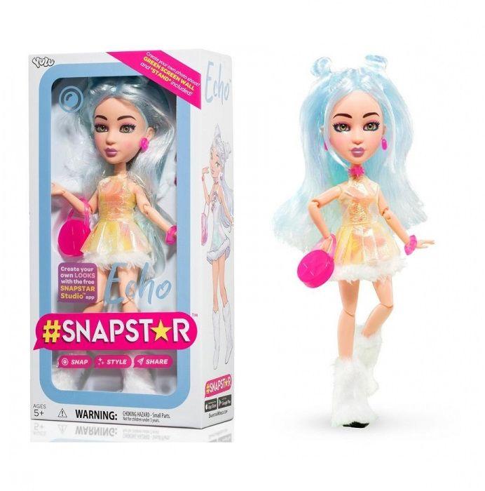 Lalka TM Toys Snapstar Echo YL30001