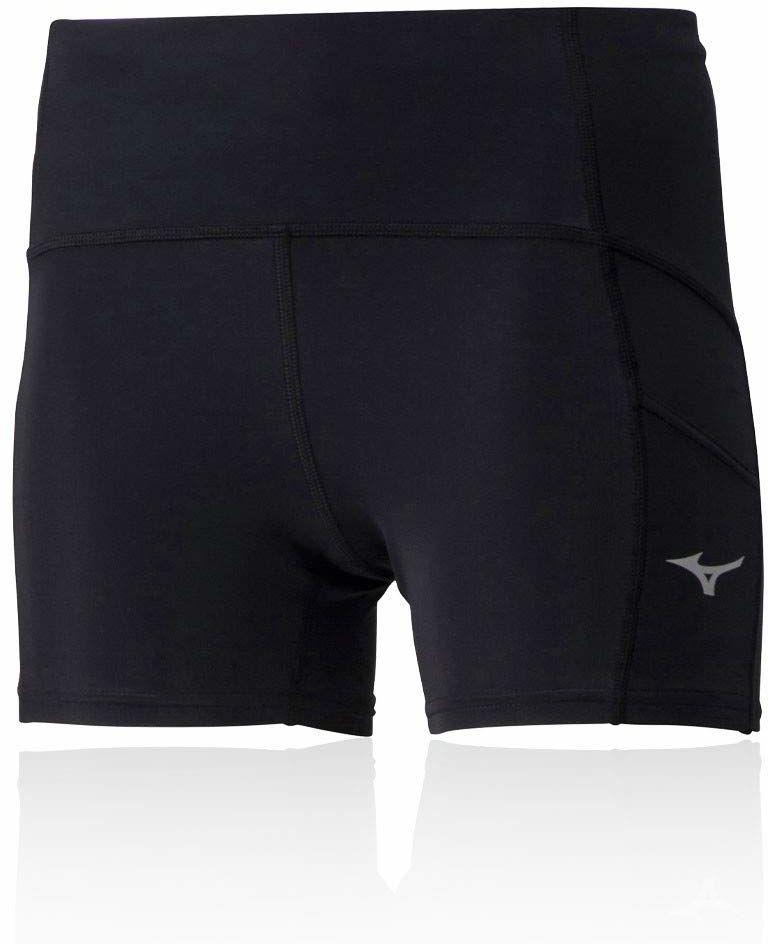 Mizuno Krótkie spodenki Core Short Tight czarny czarny XS
