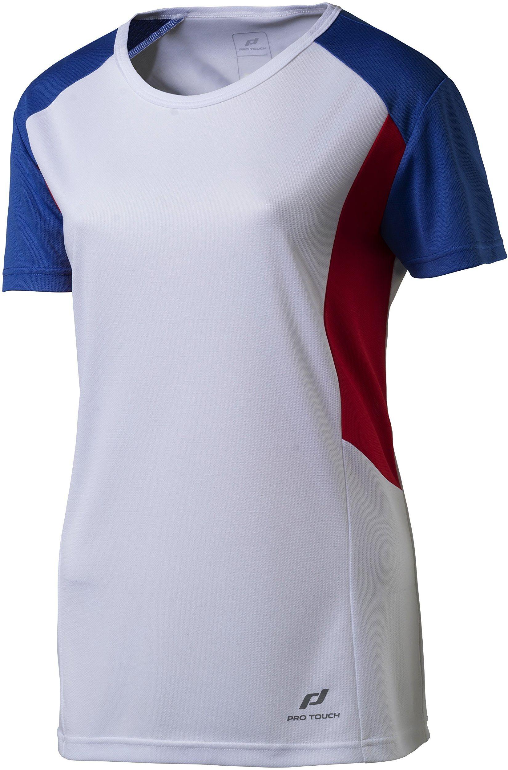 Pro Touch Cup T-shirt, biały, 40