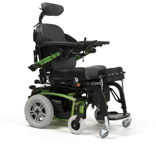 Wózek inwalidzki elektryczny Forest 3 SU Vermeiren - z funkcją pionizacji