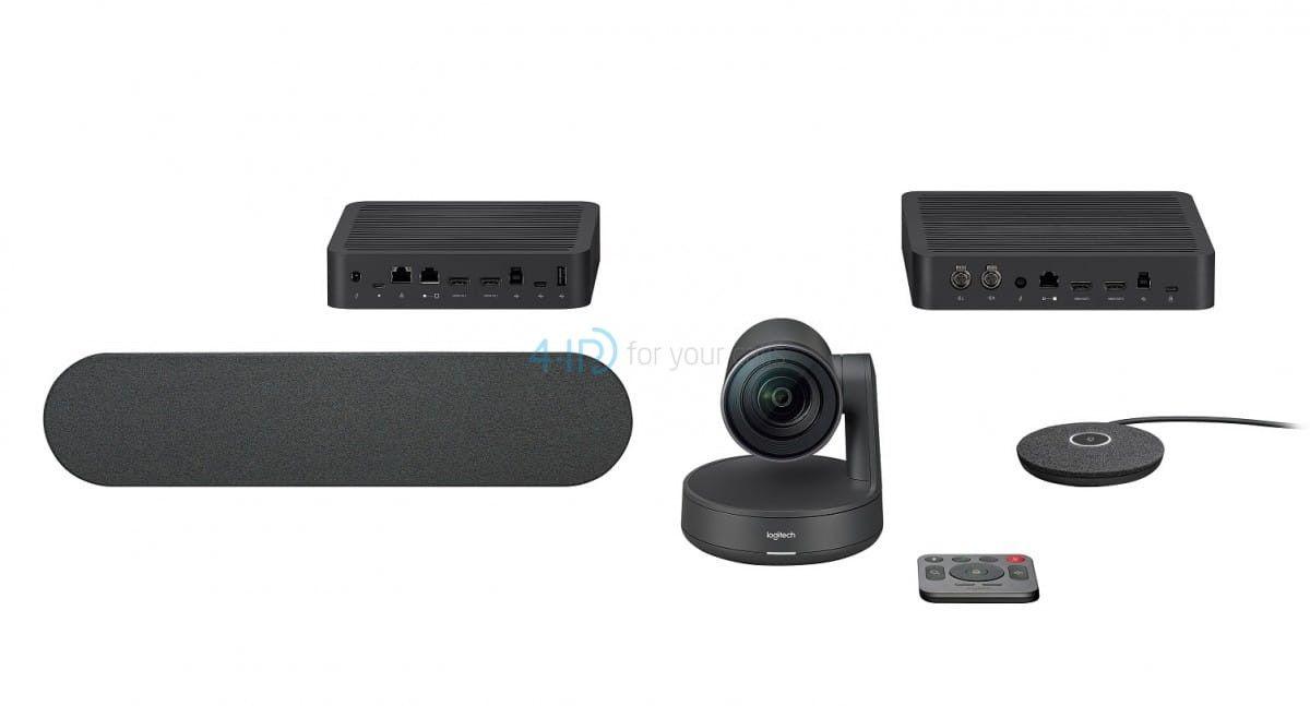 Logitech Kamera Rally Ultra HD 960-001218
