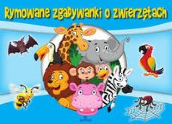 Rymowanki-zgadywanki o zwierzętach - Zenon Brzeziński