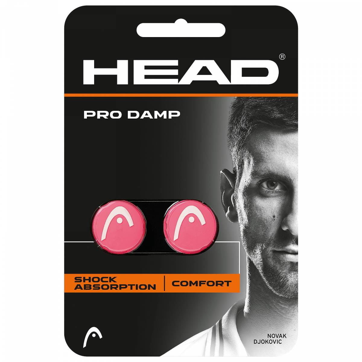 Head Pro Damp - pink