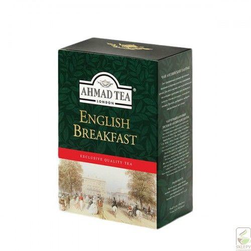 Ahmad English Breakfast 100g herbata liściasta