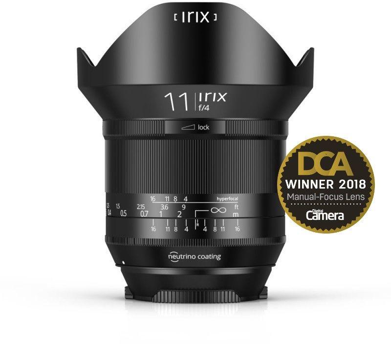 Obiektyw Irix 11mm f/4 Blackstone do Pentax
