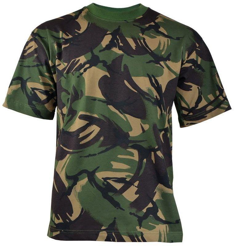MFH Koszulka T-shirt DPM