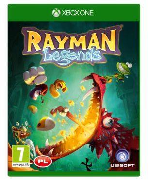 Gra Xbox One Rayman Legends