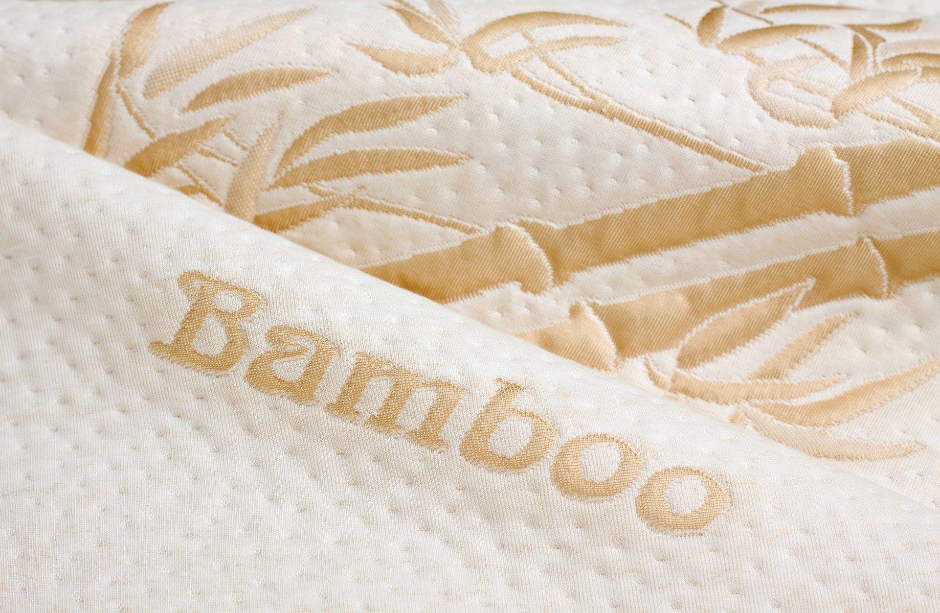 Pokrowiec na materac BAMBO 140x190 - Dostawa Gratis!
