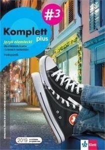 Komplett plus 3 Podręcznik wieloletni + mp3 online ZAKŁADKA DO KSIĄŻEK GRATIS DO KAŻDEGO ZAMÓWIENIA