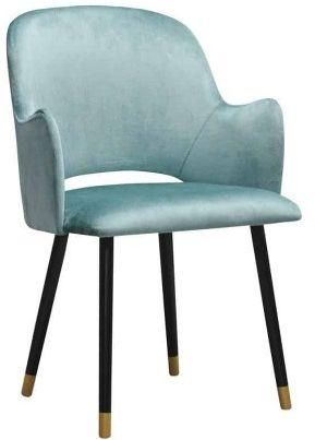 Elaganckie krzesło Milan