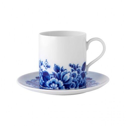 Filiżanka do herbaty ze spodkiem Blue Ming Vista Alegre