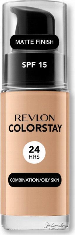 Revlon Colorstay Tłusta Mieszana Podkład - 270