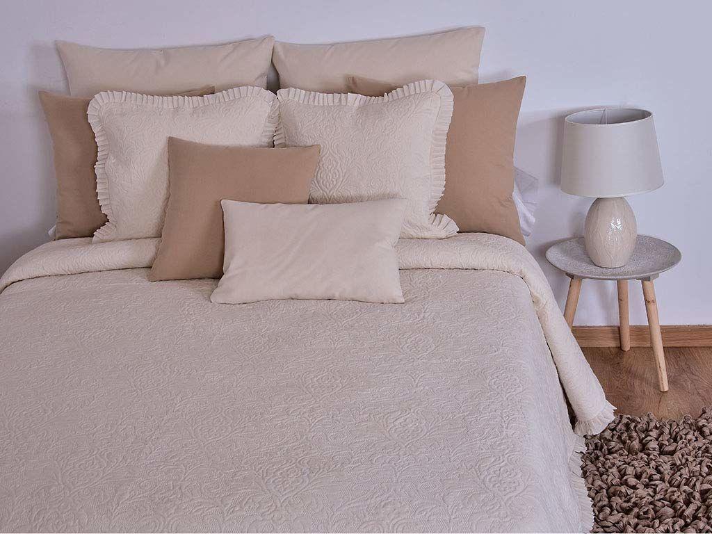 Mi Casa Narzuta Garden (90), 80% bawełna, 20% poliester, jednokolorowa