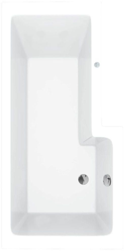 Wanna asymetryczna lewa TESS 140 X 85 SENSEA