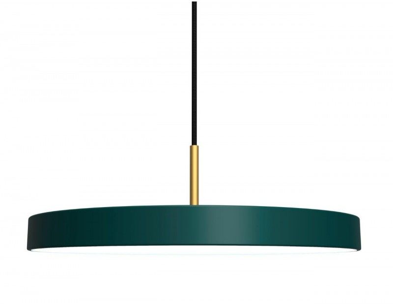 Lampa wisząca Asteria 2153 UMAGE zielona lampa w stylu design