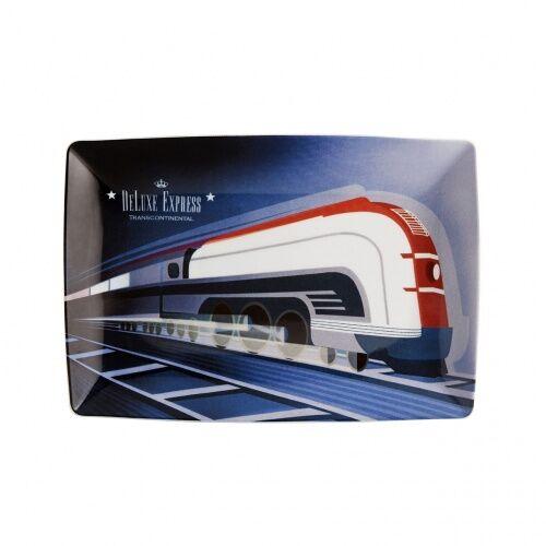 Talerz prostokątny Deluxe Express Transcontinental Vista Alegre