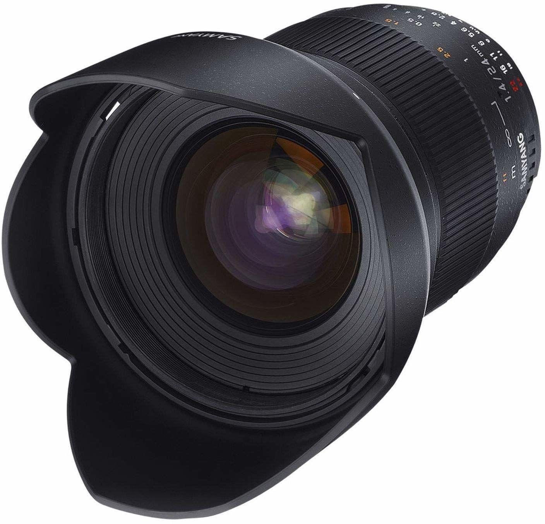 Samyang Obiektyw 24 mm F1.4 do podłączenia Samsung NX