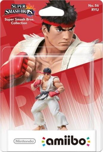 Figurka Amiibo Smash Ryu