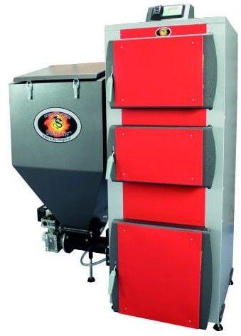 DRAGON Kocioł z podajnikiem automatycznym, ślimakowym DRAGON V 19kW