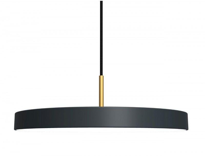 Lampa wisząca Asteria 2171 UMAGE szara lampa w stylu design