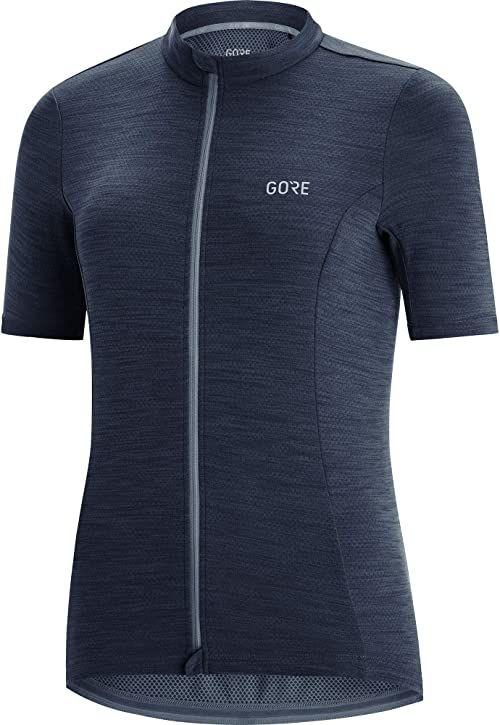 GORE WEAR Koszulka damska, C3, GORE Selected Fabrics, Sphere Blue Orbit Blue 38