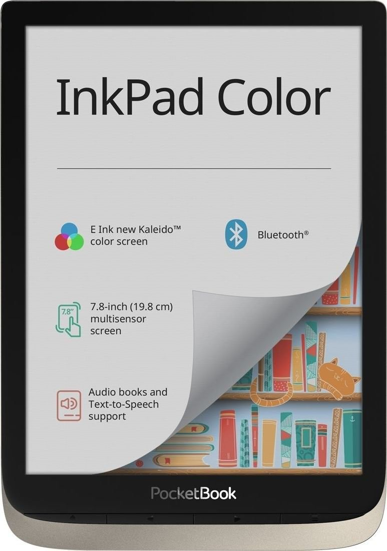 PocketBook InkPad Color 741 + 60 dni Legimi + 700 ebooków GRATIS! - Wysyłka 24H lub odbiór osobisty we Wrocławiu!