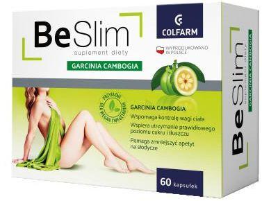 Colfarm Be Slim Garcinia Cambogia 60 kapsułek