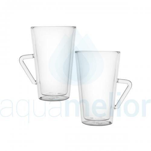 Filter Logic CFL-675B Szklanki termiczne do latte macchiato 370ml 2szt.