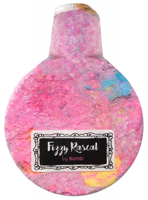 Bomb Cosmetics - Watercolors Bath Blaster - Wielokolorowa, musująca kula do kąpieli - Fizzy Rascal