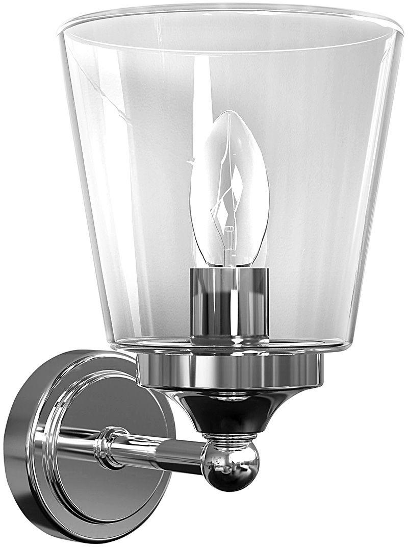 Kinkiet łazienkowy Bali 9353 Nowodvorski Lighting transparentna oprawa w klasycznym stylu