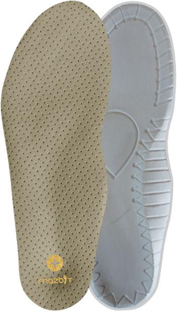 Amortyzujące wkładki ortopedyczne na płaskostopie podłużne i poprzeczne - ulga na zmęczone nogi (travel)