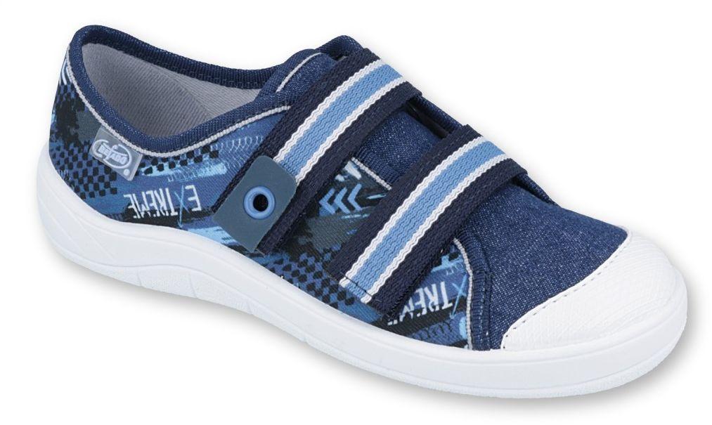 BEFADO 672Y068 jeans niebieski
