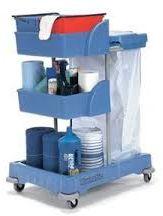 Numatic XC 4 - wózek do sprzątania