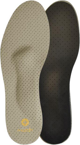 Optymalne wkładki ortopedyczne - miękko wspierające łuk podłużny i poprzeczny stopy (optima)