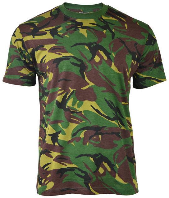 Highlander Koszulka T-shirt DPM