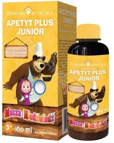 Apetyt plus junior płyn 160 ml