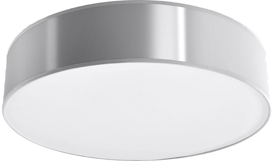 Szary minimalistyczny plafon - EXX215-Arens