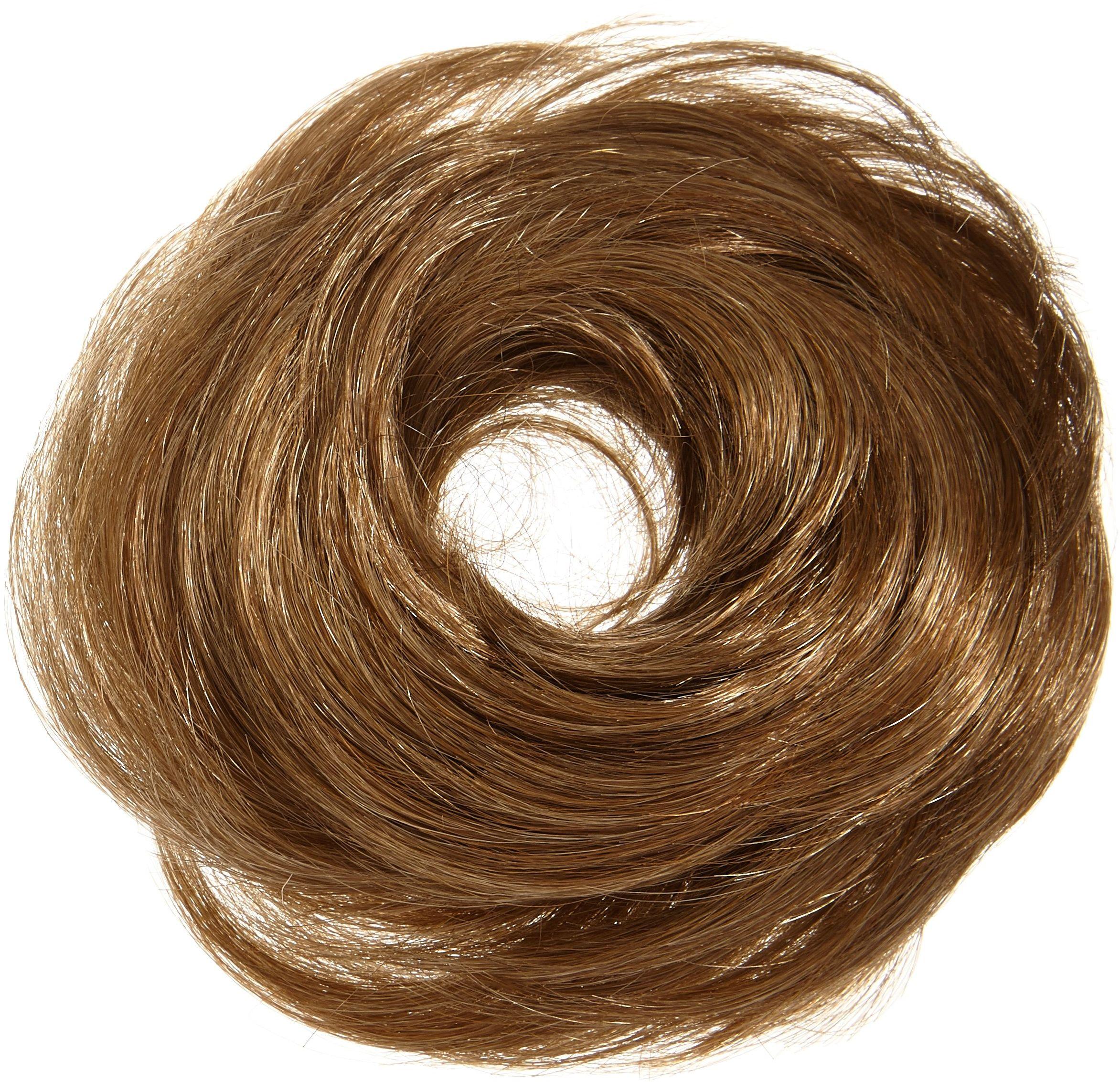 Love Hair Extensions Tornado gumka do włosów kolor 10 - średni brąz popielaty, 1 opakowanie (1 x 1 sztuka)