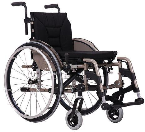 Wózek inwalidzki V300 Active Vermeiren aluminiowy - do 130 kg