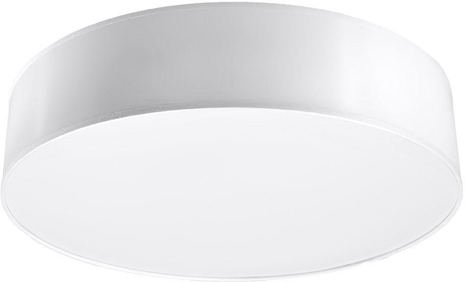 Biały nowoczesny plafon sufitowy - EXX215-Arens