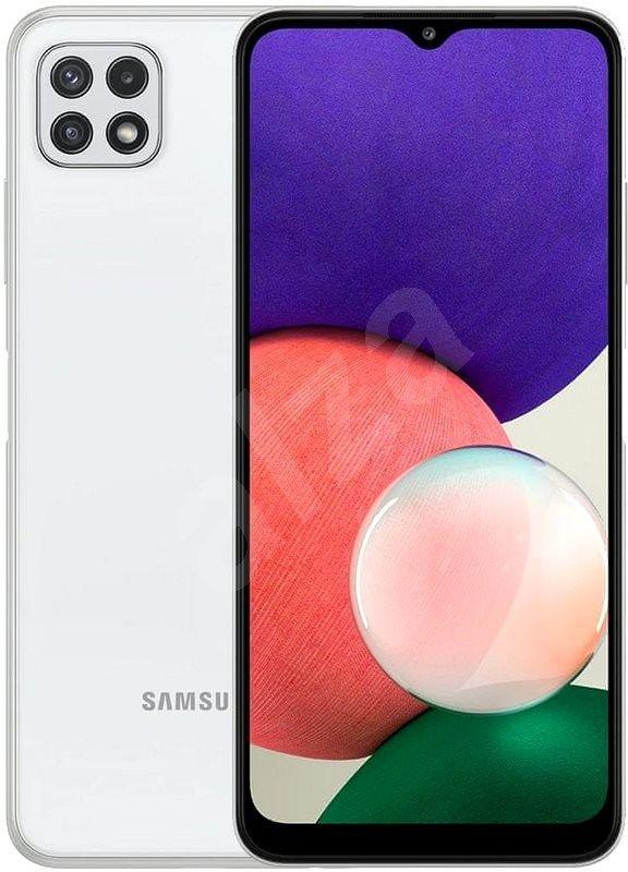 Samsung Galaxy A22 5G SM-A226 4/128GB Biały SM-A225FZWDEUE