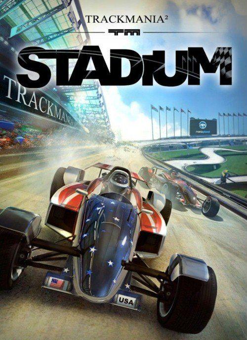 Trackmania  Stadium (PC) klucz Steam
